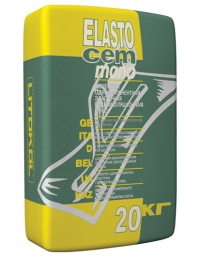 Однокомпонентная эластичная гидроизоляция ELASTOCEM MONO