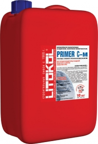 Грунтовка для фасада PRIMER C-м